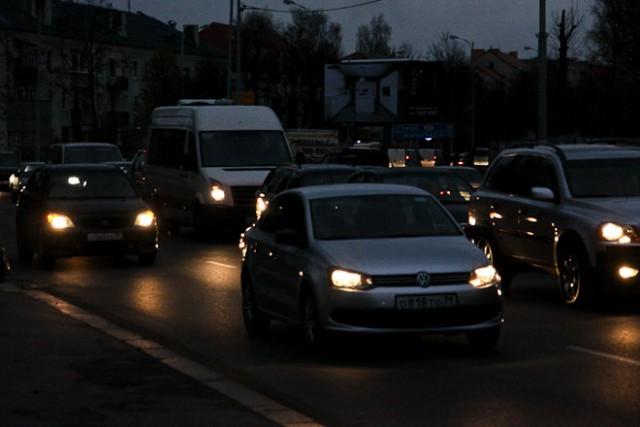 ВКалининграде один шофёр напал надругого с тесаком из-за замечания
