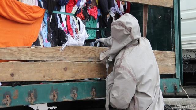Награнице сКалининградом схвачен фургон срадиоактивным секонд-хендом