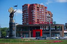 В Калининграде подсветят памятники Невскому, Василевскому и землякам-космонавтам