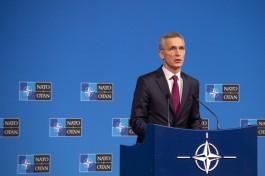 Глава НАТО выступил за улучшение отношений с Россией