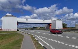 На трассе Калининград — Гвардейск построят два надземных пешеходных перехода