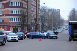 Две трети всех аварий в Калининградской области в 2019 году оформили по европротоколам