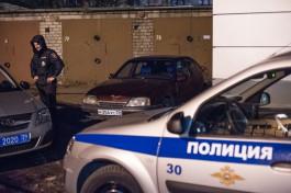 Ночью полицейские нашли угнанный с улицы Артиллерийской в Калининграде «Опель»