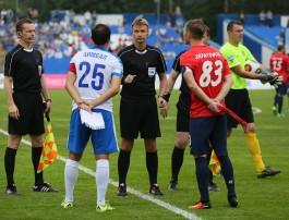 «Балтика» потерпела первое поражение в сезоне