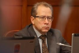 Рольбинов надеется, что строительство Восточной эстакады до ул. Гагарина начнётся в 2017 году