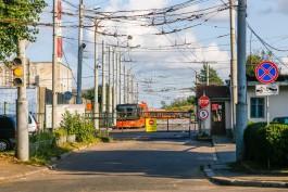 Власти планируют выделить «немалую сумму» «Калининград-ГорТрансу» из-за пандемии