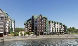 «Комфортное жильё в центре от 4,2 млн рублей»: в комплексе «Рыбная деревня» началась продажа квартир