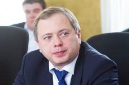 Владимир Зарудный покидает пост главы Корпорации развития области