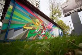К ЧМ-2018 трансформаторные будки в Калининграде разрисуют футбольным граффити