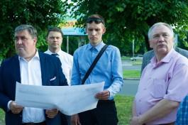 Силанов — главному архитектору Калининграда: Выйдите из состояния пассивного наблюдения за городом