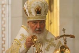 Патриарх Кирилл: Строительство новых храмов — видимый знак глубоких перемен