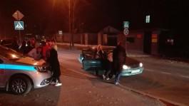 На улице Артиллерийской «Тойота» сбила женщину на пешеходном переходе