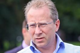 Рольбинов: Минтранс применит меры воздействия к строителям взлётки в «Храброво»