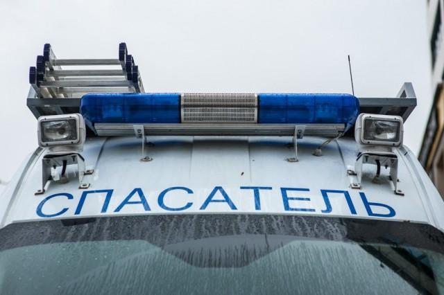 В Калининграде мужчина упал в Парковый ручей и не мог выбраться