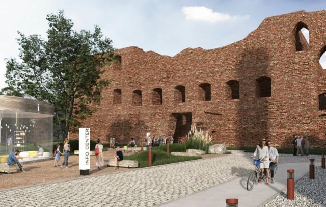 На благоустройство парка и территории у замка Рагнит в Немане готовы потратить почти 60 млн рублей