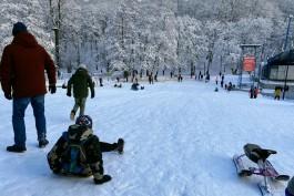 На рабочей неделе в Калининградской области обещают небольшие морозы и снег