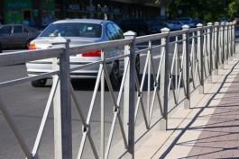Мэрия выделяет 2,7 миллиона рублей на пешеходные ограждения на Московском проспекте