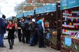 «Рыбный день»: как в Зеленоградске проходит Fish Food Festival
