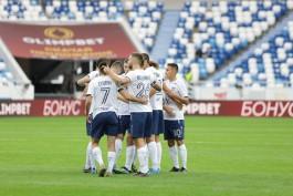 «Балтика» обыграла «Краснодар-2» в Калининграде