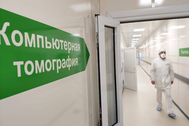 За сутки в Калининградской области умерло три человека с коронавирусом