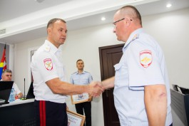 Начальник регионального УМВД наградил полицейских за работу во время ЧМ-2018