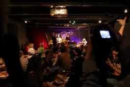 «Поесть, повеселиться и снова поесть»: новогодний корпоратив в легендарном пабе «Дредноут»