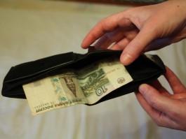 Траты жителей Калининградской области по-прежнему превышают доходы