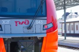 В День города Калининграда пустят дополнительные поезда в Зеленоградск и Светлогорск