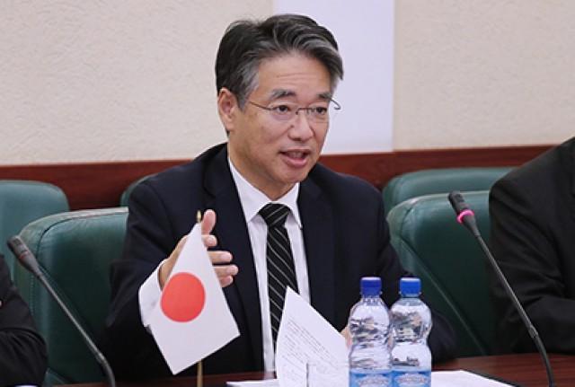 Мыхотим узнать, вчём секрет триумфа Калининградской области— Посол Японии