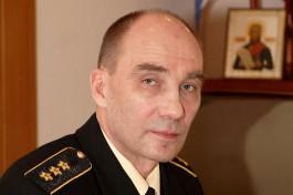Ушёл из жизни бывший начальник штаба Балтфлота Владимир Высоцкий