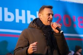 «Человек за решёткой»: как калининградцы встретили Алексея Навального
