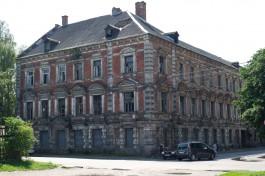Сивкова: Реставрация фасада здания янтарной мануфактуры начнётся не раньше чем через год