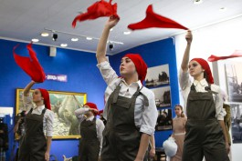 «Вперёд, к победе коммунизма!»: в Калининграде открылась выставка «Год 1946. Начало»