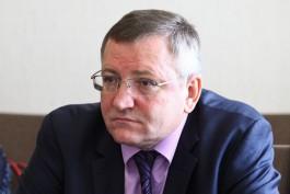 Александр Зуев покидает администрацию Калининграда