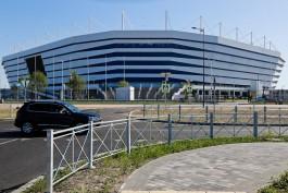 Власти Калининградской области хотят отсудить у строителей стадиона 105 млн рублей