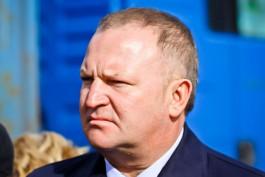 Мельников: Каждый год после Дня ВДВ мы не можем вернуть калининградцам фонтаны