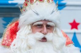 Под Светлогорском открыли Янтарное посольство Деда Мороза