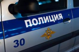 В Ладушкине пьяный водитель без прав врезался в забор жилого дома