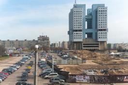 Мэрия Калининграда требует расторгнуть договор на аренду земли у Дома Советов