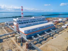 На первом энергоблоке Приморской ТЭС под Калининградом началась наладка генерирующего оборудования