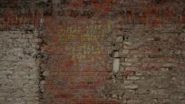 На здании почты в Эльблонге обнаружили послание советских солдат