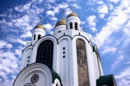 В собор Христа Спасителя в Калининграде привезут Феодоровскую чудотворную икону Божией Матери