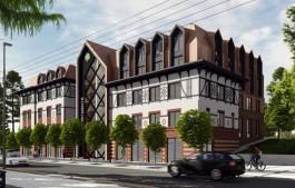 «Апартаменты на виллах»: на месте немецких особняков в центре Светлогоска хотят построить отель