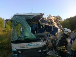 Следствие предъявило обвинение водителю автобуса после ДТП с шестью погибшими под Янтарным
