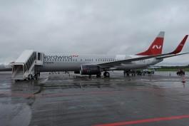Компания Nordwind запустила регулярные рейсы из Калининграда в Воронеж