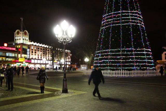 Опрос: 36% граждан России проведут Новый год вгостях инадачах...