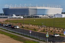 Часть Острова от Второй эстакады до стадиона «Калининград» превратят в общественно-жилую зону
