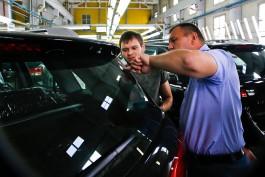 «Технология везде одинаковая»: как «Автотор» принимал участников клубов KIA и Hyundai