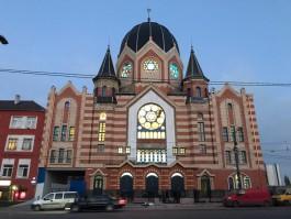 «От купола до купола»: как восстанавливали синагогу на Острове в Калининграде
