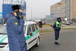 Калининградские приставы арестовали десять машин должников с помощью «Безопасного города»